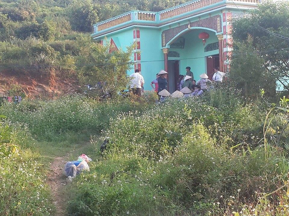 Bắc Giang: Bắt nghi phạm giết người phi tang xác dưới suối - Ảnh 1
