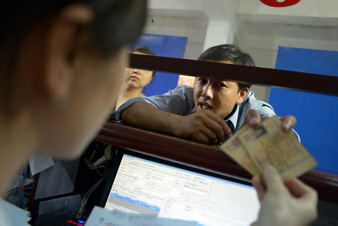 Đà Nẵng cấp đổi giấy phép lái xe chỉ trong 2 giờ - Ảnh 1