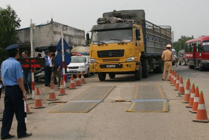 Tổng cục ĐBVN: Nhiều địa phương có dấu hiệu buông lỏng, để xe quá tải lộng hành - Ảnh 1