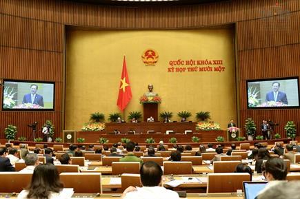 Quốc hội thảo luận kế hoạch phát triển KT-XH - Ảnh 1