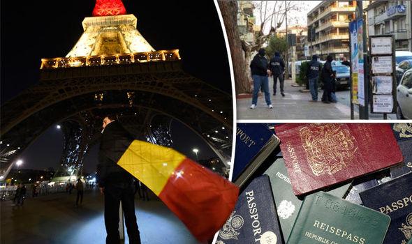 Bắt giữ thêm 1 kẻ tình nghi liên quan vụ khủng bố tại Brussels - Ảnh 1