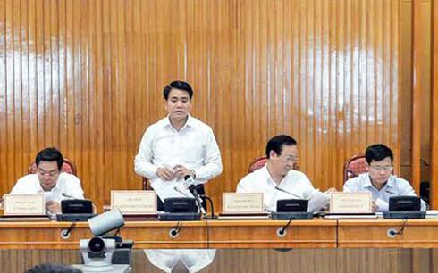 Chủ tịch Hà Nội yêu cầu xử phạt mạnh nếu vi phạm vệ sinh ATTP - Ảnh 1