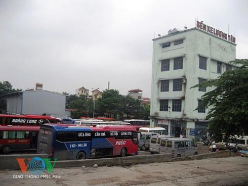 Tại sao Hà Nội quyết di dời bến xe Lương Yên? - Ảnh 1