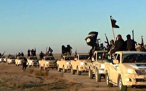 Bắt giữ một thủ lĩnh nguy hiểm của tổ chức IS - Ảnh 1
