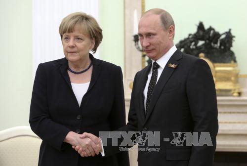 Sách trắng an ninh quốc gia Đức coi Nga là đối thủ - Ảnh 1