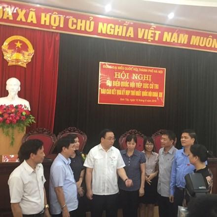 Hà Nội nghiên cứu tái lập thành phố Sơn Tây - Ảnh 1