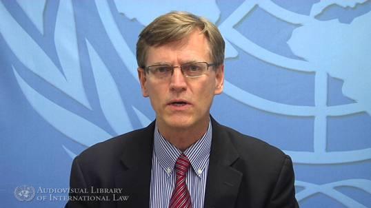 Chuyên gia luật LHQ đánh giá cao phán quyết của PCA về Biển Đông - Ảnh 1