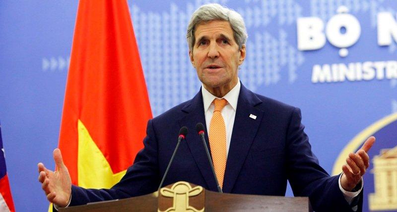 Ngoại trưởng Mỹ chúc mừng Quốc khánh Việt Nam - Ảnh 1