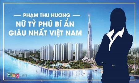 Chân dung bí ẩn của người phụ nữ giàu nhất Việt Nam - Ảnh 1