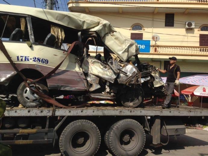 Tin tai nạn giao thông mới nhất ngày 31/1 - Ảnh 1