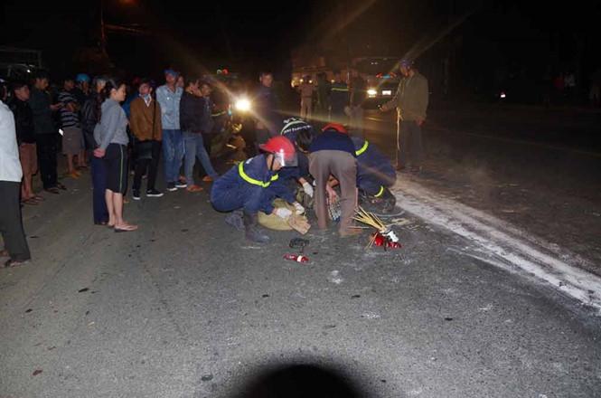 Tin tai nạn giao thông mới nhất ngày 2/2 - Ảnh 1
