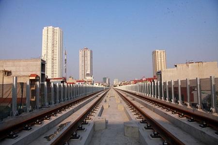 12 đoàn tàu đường sắt Cát Linh - Hà Đông được bàn giao trong năm nay - Ảnh 1