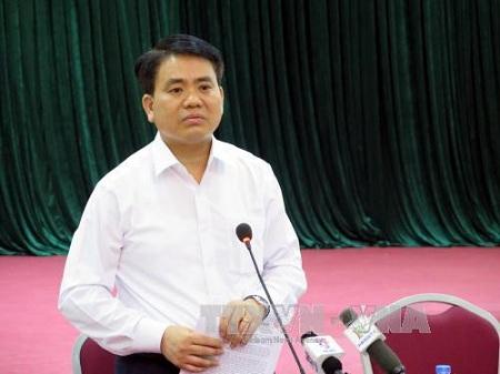 Chủ tịch Nguyễn Đức Chung sẽ tiếp tục tổ chức đối thoại bằng được với dân - Ảnh 1