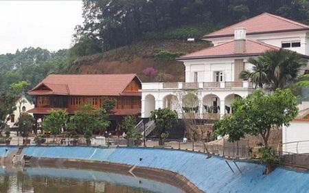 Thanh tra toàn bộ đất rừng thành cụm biệt thự giám đốc sở Yên Bái - Ảnh 1