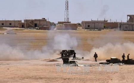 Syria tiêu diệt 1.200 tay súng IS tại Aleppo - Ảnh 1