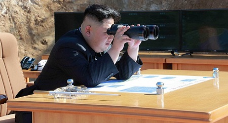 Triều Tiên cảnh báo Hàn Quốc sẽ phải trả giá vì thách thức thử nghiệm tên lửa - Ảnh 1