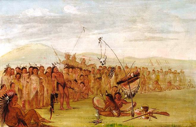 Những nghi lễ đáng sợ trên thế giới để chứng tỏ bản lĩnh đàn ông - Ảnh 1