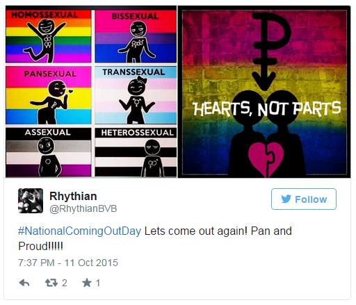 """Mạng xã hội rực sắc màu trong """"ngày come out"""" của cộng đồng LGBT thế giới - Ảnh 12"""