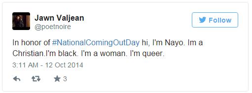 """Mạng xã hội rực sắc màu trong """"ngày come out"""" của cộng đồng LGBT thế giới - Ảnh 6"""