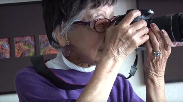 Bí quyết trẻ lâu bất ngờ của nữ nhiếp ảnh gia Nhật Bản 101 tuổi - Ảnh 2