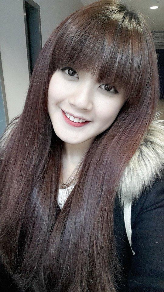 5 cô vợ của các hot boy Việt xinh đẹp chẳng kém các hot girl - Ảnh 9