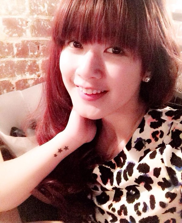 5 cô vợ của các hot boy Việt xinh đẹp chẳng kém các hot girl - Ảnh 11