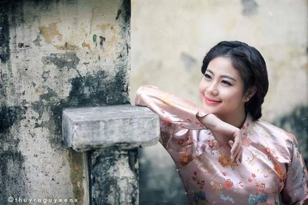 5 cô vợ của các hot boy Việt xinh đẹp chẳng kém các hot girl - Ảnh 15