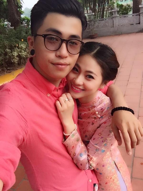 5 cô vợ của các hot boy Việt xinh đẹp chẳng kém các hot girl - Ảnh 16