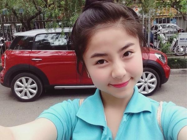 5 cô vợ của các hot boy Việt xinh đẹp chẳng kém các hot girl - Ảnh 3