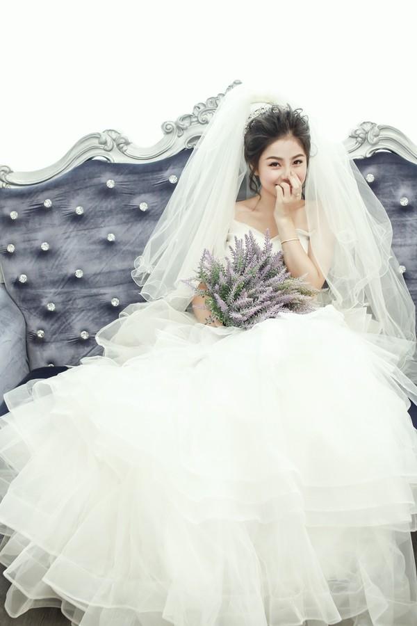 5 cô vợ của các hot boy Việt xinh đẹp chẳng kém các hot girl - Ảnh 5