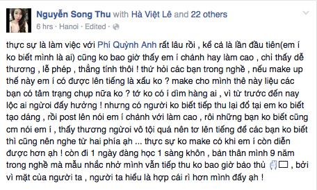 """Bạn bè thân lên tiếng bênh vực Quỳnh Anh Shyn sau khi cô bị tố """"chảnh choẹ"""" - Ảnh 4"""