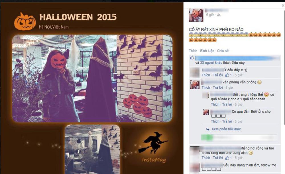"""Dân công sở thích thú khi văn phòng """"biến hình"""" chào đón Halloween - Ảnh 16"""