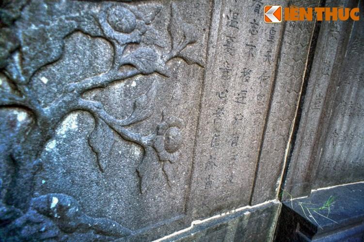 Tận mục mộ đá cổ tuyệt đẹp của đại địa chủ Bến Tre - Ảnh 7