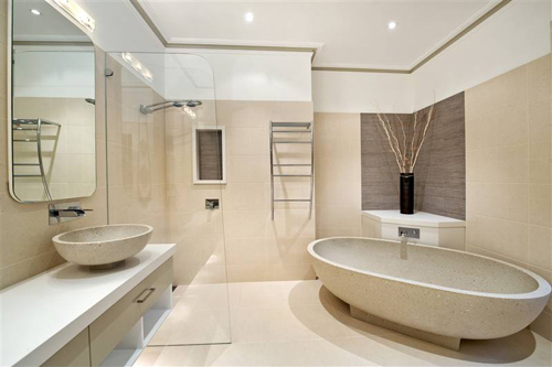 Sai lầm khi thiết kế phòng vệ sinh trong nhà - Ảnh 1