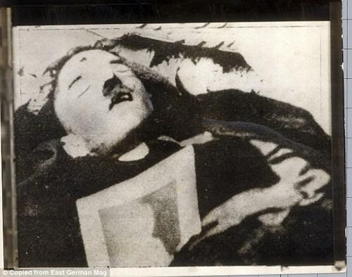 24 giờ cuối đời của trùm phát xít Đức Hitler - Ảnh 3