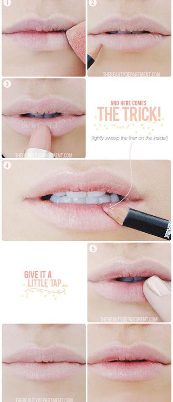 12 mẹo dùng son môi thú vị cho bạn gái - Ảnh 9
