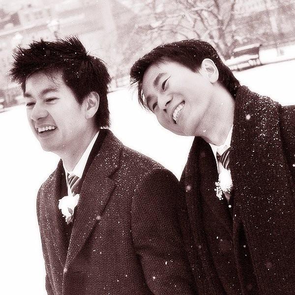Chuyện tình 10 năm của cặp đôi đồng tính Việt - Ảnh 1