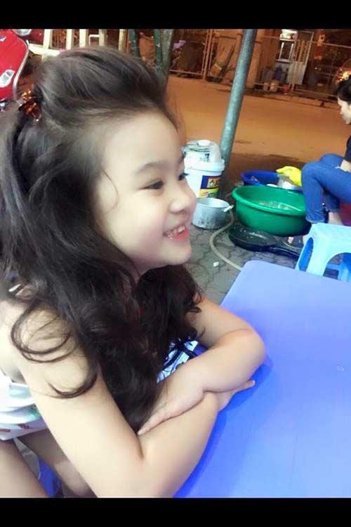 Lộ ảnh những em bé Việt xinh như thiên thần - Ảnh 3