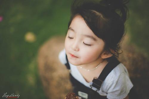 Lộ ảnh những em bé Việt xinh như thiên thần - Ảnh 6