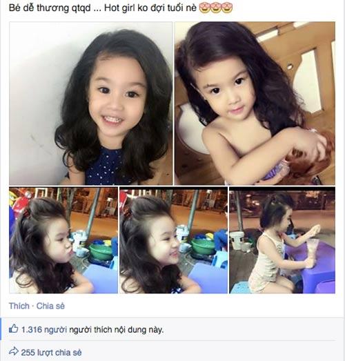 Lộ ảnh những em bé Việt xinh như thiên thần - Ảnh 1
