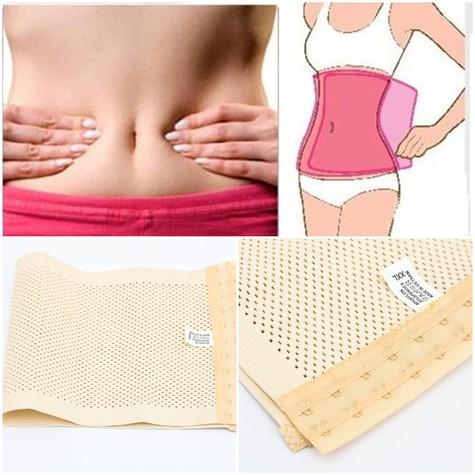 Nguy hại khôn lường khi dùng nịt bụng để giảm mỡ bụng  - Ảnh 1