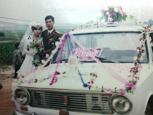 Dân mạng đua nhau khoe ảnh cưới của bố mẹ - Ảnh 16