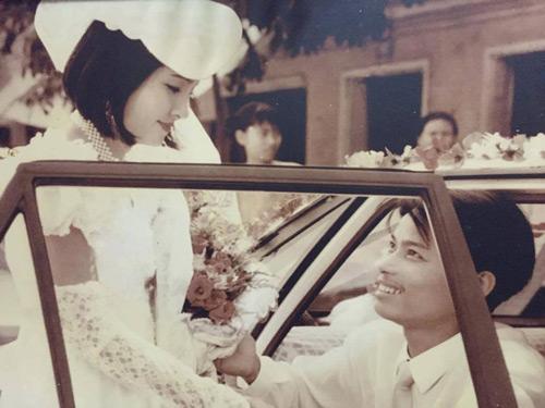 Dân mạng đua nhau khoe ảnh cưới của bố mẹ - Ảnh 5