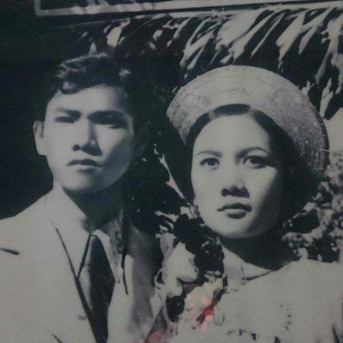 Dân mạng đua nhau khoe ảnh cưới của bố mẹ - Ảnh 8