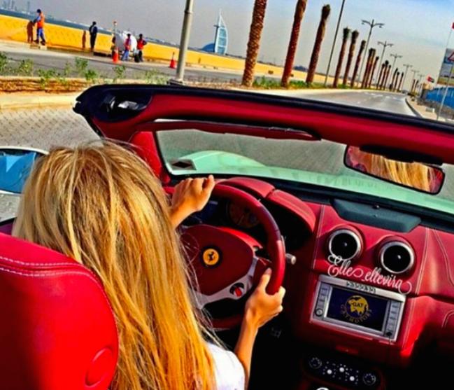 Trào lưu khoe siêu xe của hội con nhà giàu Dubai - Ảnh 3