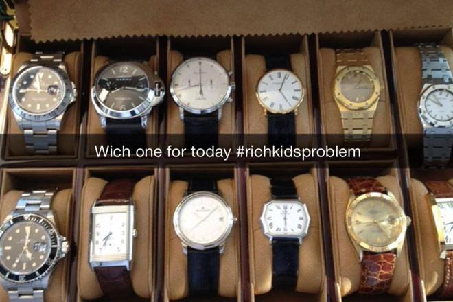 Lối sống khoe khoang của hội con nhà giàu qua Snapchat - Ảnh 6