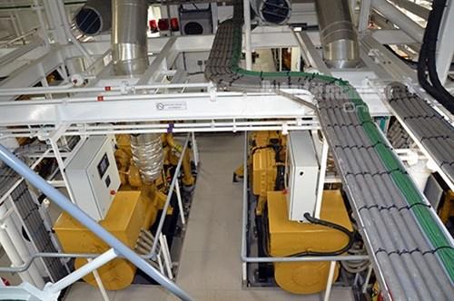 Khám phá tàu 8002 của Cảnh sát biển Việt Nam - Ảnh 11
