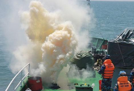Việt Nam - Ấn Độ hợp tác trong công tác cứu hộ, cứu nạn - Ảnh 1