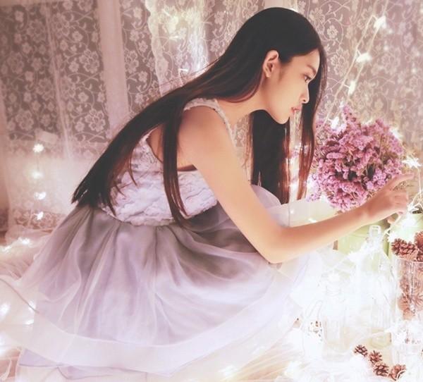 """Cộng đồng mạng Trung Quốc ngẩn ngơ trước nhan sắc của """"nữ sinh thiên thần"""" - Ảnh 5"""
