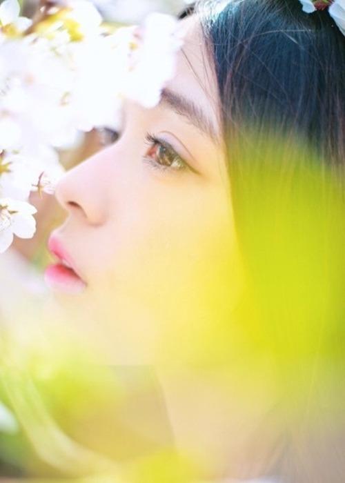 """Cộng đồng mạng Trung Quốc ngẩn ngơ trước nhan sắc của """"nữ sinh thiên thần"""" - Ảnh 9"""